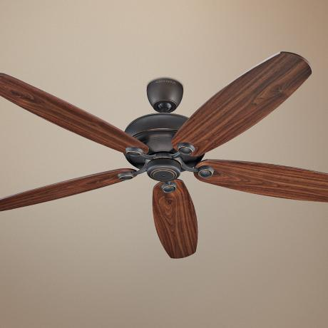 "68"" Embassy Roman Bronze Ceiling Fan"