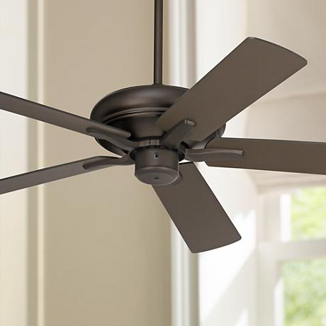 "52"" Casa Vieja Paseo ENERGY STAR® Bronze Ceiling Fan"