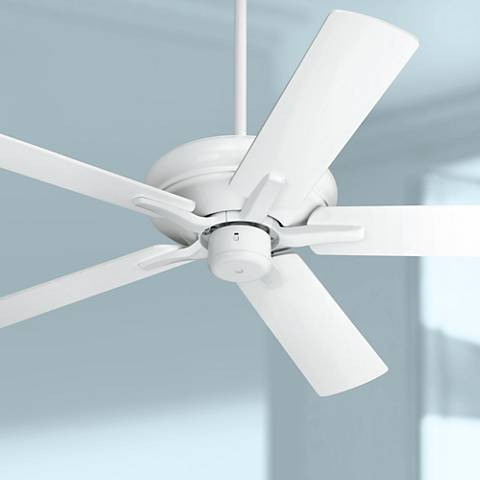 "52"" Casa Vieja Paseo ENERGY STAR® White Ceiling Fan"