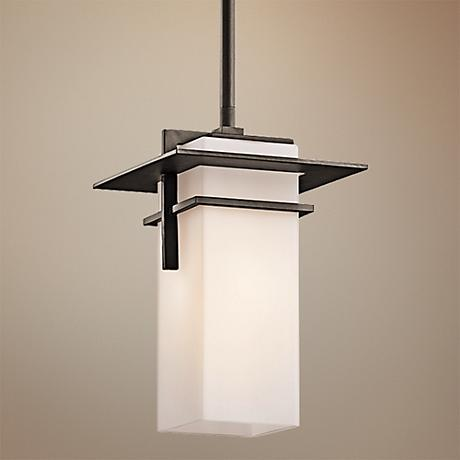 "Kichler Caterham 11 3/4"" High Indoor/Outdoor Mini Pendant"