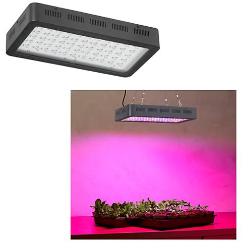 Tesler 120 Watt Rectangular Indoor LED Grow Light