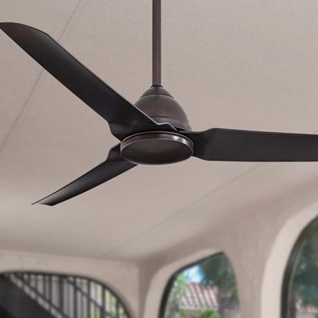 54 Quot Minka Aire Java Kocoa Indoor Outdoor Ceiling Fan
