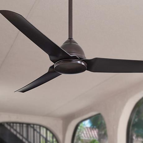 "54"" Minka Aire Java Kocoa Indoor/Outdoor Ceiling Fan"