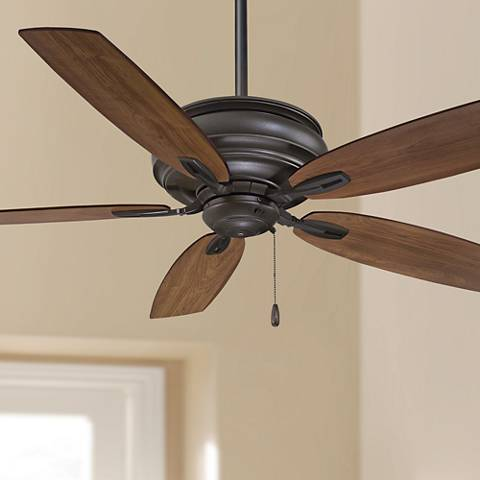 54 Quot Minka Aire Timeless Oil Rubbed Bronze Finish Ceiling
