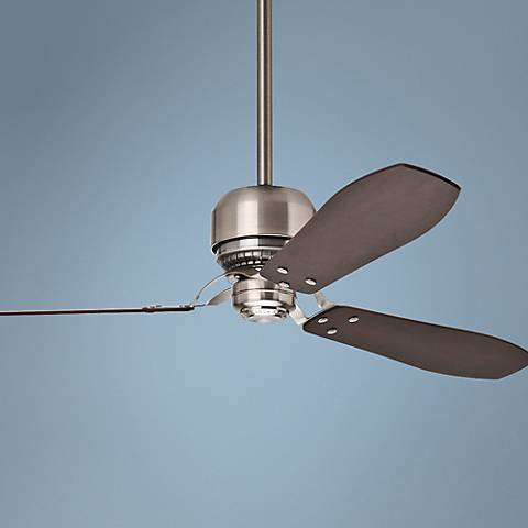 "60"" Casablanca Tribeca™ Brushed Nickel Ceiling Fan"