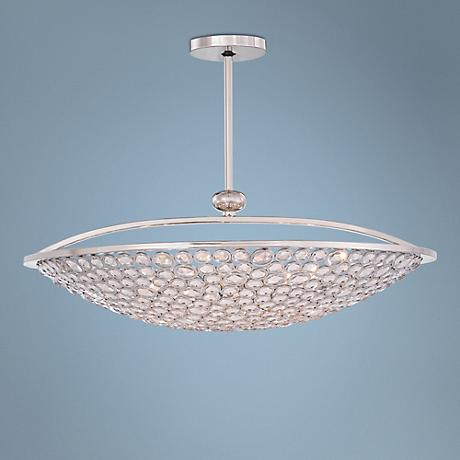 "Metropolitan Magique 10-Light 36"" Wide Bowl Pendant Light"