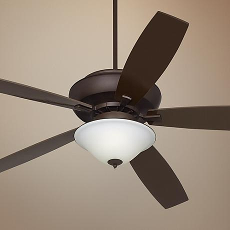 "70"" Casa Belle Grove™ Bronze Outdoor Ceiling Fan"