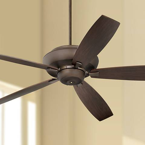 "70"" Casa Belle Grove™ Oil-Rubbed Bronze Ceiling Fan"