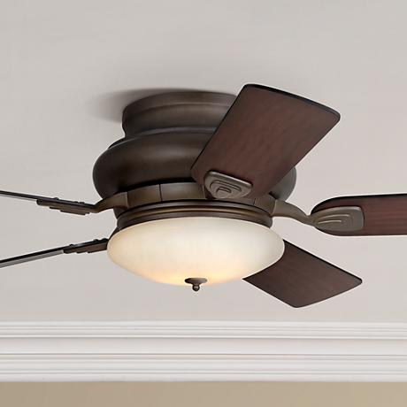 "54"" Casa Bravado Oil-Rubbed Bronze Ceiling Fan"