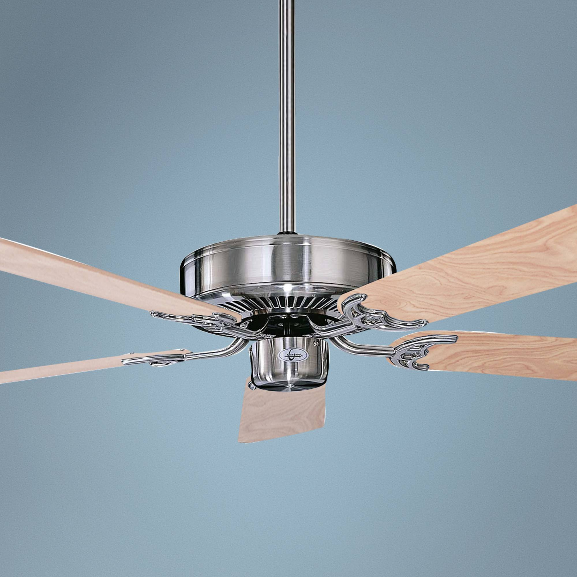 52 Quot Canfield Kichler Energy Star White Ceiling Fan