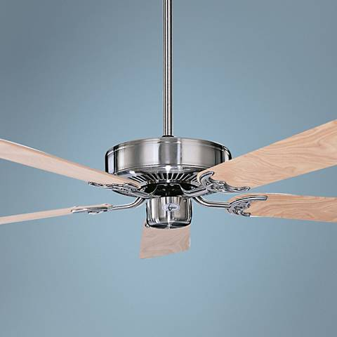 "42"" Concord California Home Stainless Steel Ceiling Fan"
