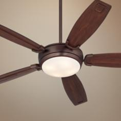 "60"" Kichler Trevor Oil-Brushed Bronze Ceiling Fan"