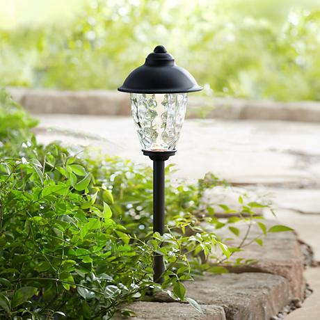 "Concord Low Voltage 18"" High LED Landscape Light"