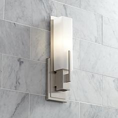 Wall Sconces Bathroom bathroom wall sconces - bright bath designs | lamps plus