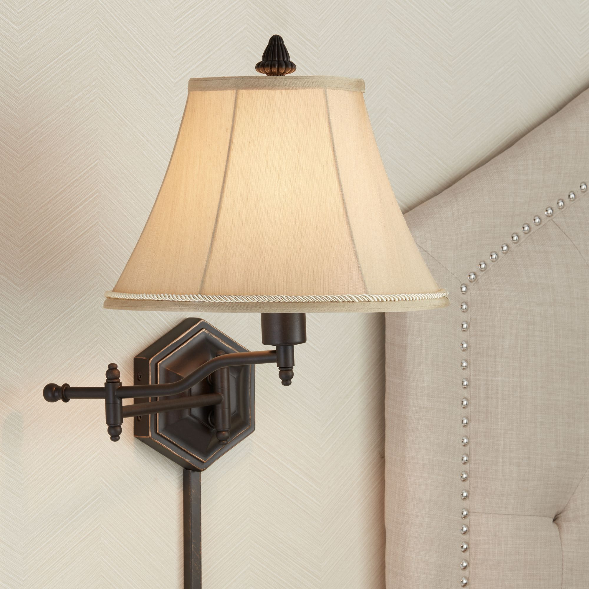 barnes collection 2light oil rubbed bronze wall sconce