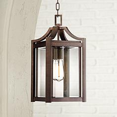 Modern Hanging Lantern Light Fixtures Lamps Plus