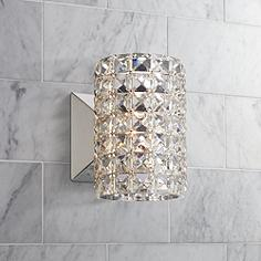 Bathroom Chandelier Sconces crystal sconces | lamps plus