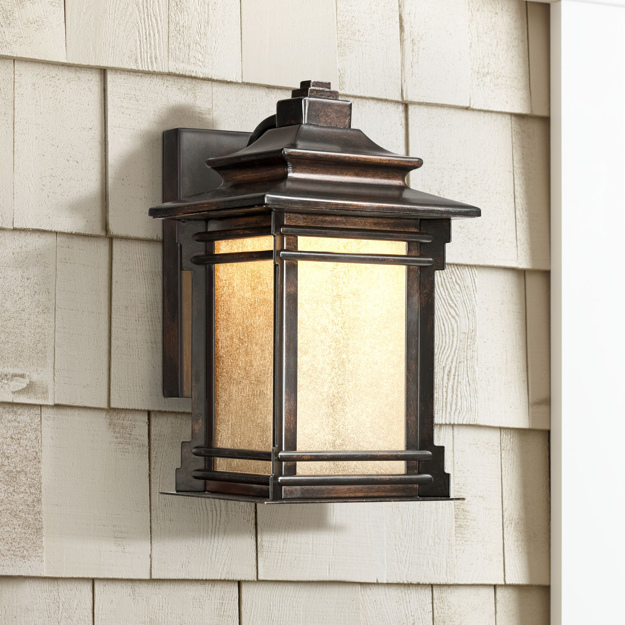 Mission Style Outdoor Wall Lights Lamps Plus