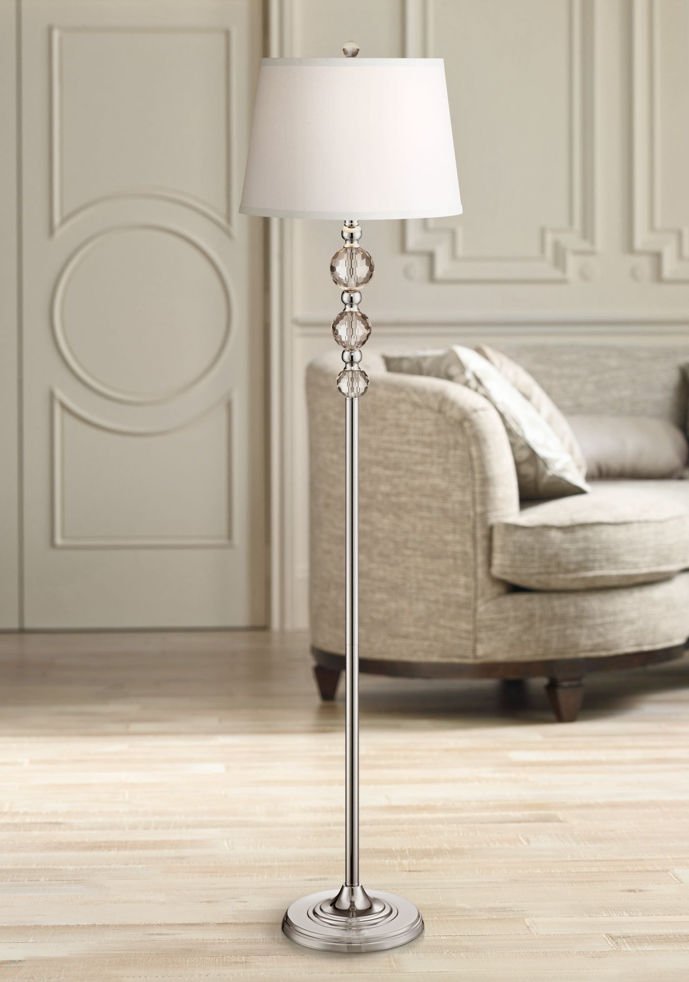 Crystal Floor Lamps | Lamps Plus