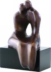 Lovers Talk sculpture