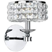 Chelsea Collection Crystal Wall Sconce