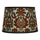 Tapered Lamp Shade 10x12x8 (Spider)