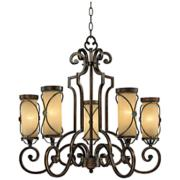 Minka Atterbury Collection 5-Light Chandelier