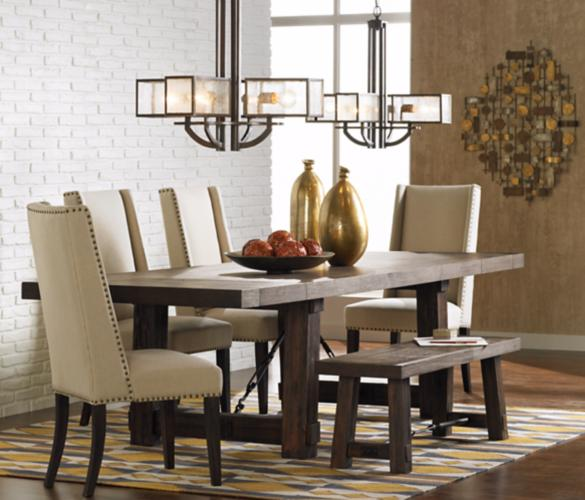 dining room lighting trends 2015