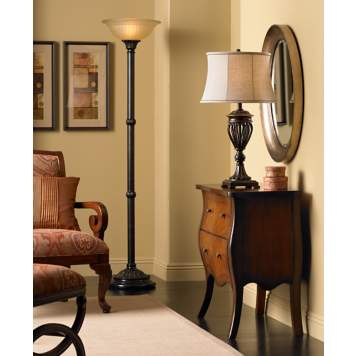 Get timeless style and tasteful comfort with traditional decor.