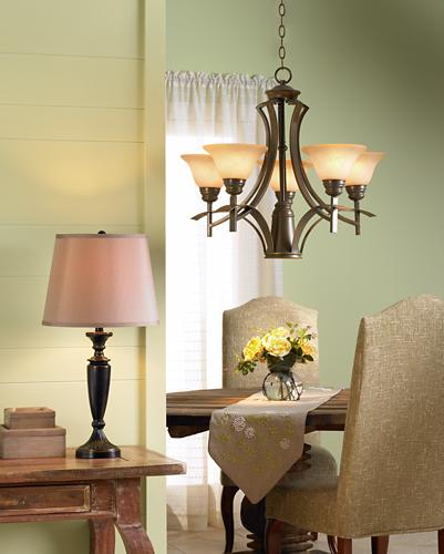 Casual Dining Room Chandeliers: Shop By Room Picture Gallery