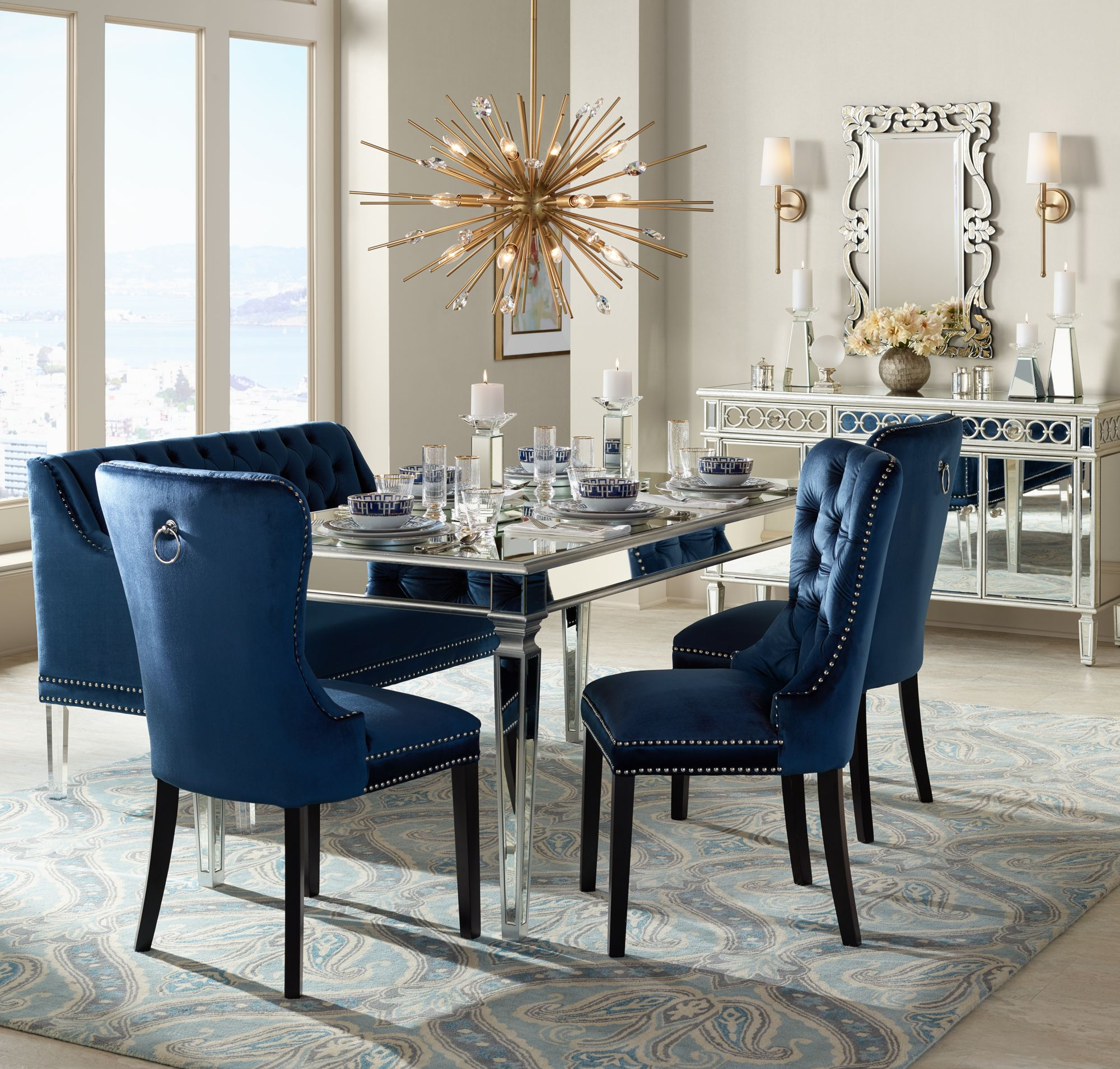 A Memorable Meal Starts With A Dining Room Thatu0027s Anything But Ordinary.