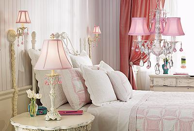 Charming country cottage kids bedroom ideas.