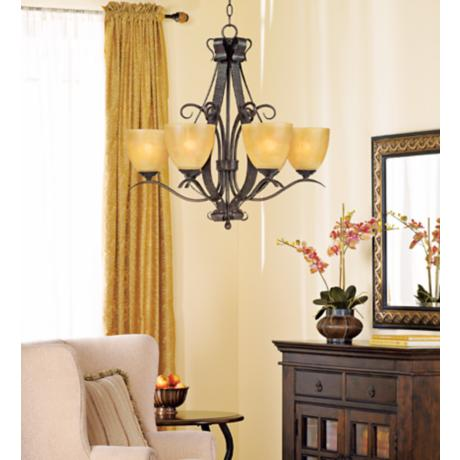 Remodeling with a Chandelier Light Fixture