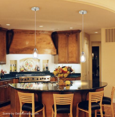 Contemporary kitchen picture.