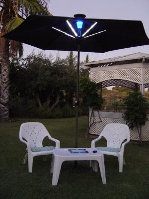 LED Umbrella Light Photo