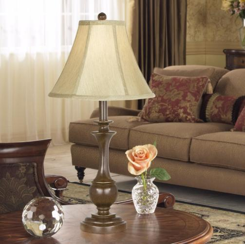 Decorate A Living Room The Easy Way With A Matching Lamp Set Room Inspirati