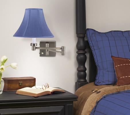 swing arm lights in the bedroom home decorating blog