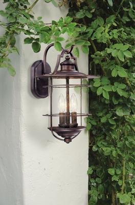Outdoor Wall Light Picture