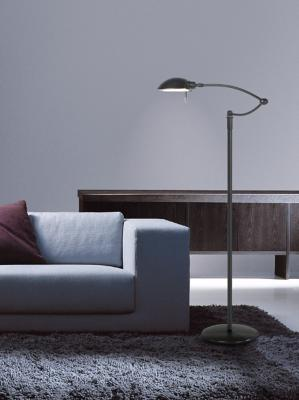 Holtkoetter Swing Arm Floor Lamp