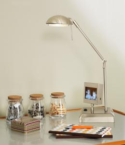 Digital Photo Desk Lamp