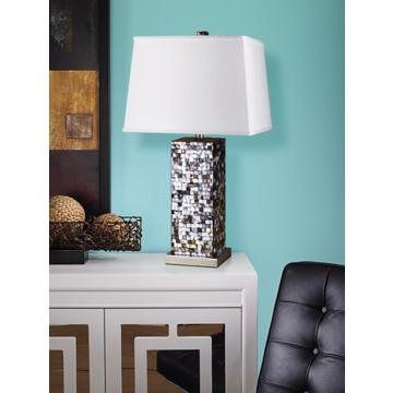 Abalone Table Lamp Picture