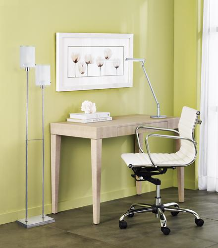 Home Office Lighting and Design Ideas