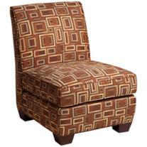 Amelia Armless Club Chair