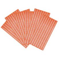 Set of 6 Citrus Indoor/Outdoor Placemats