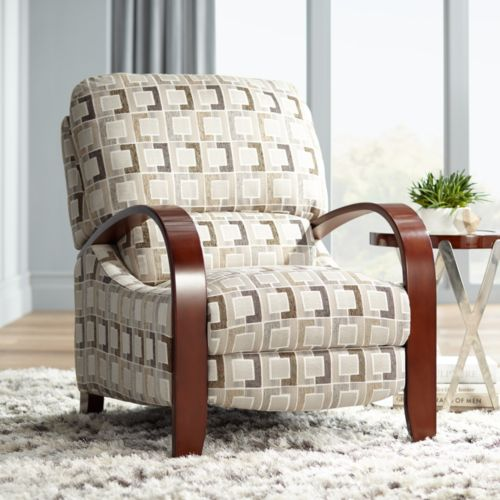 Cooper Timeline Mineral 3-Way Recliner Chair