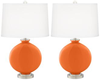 Invigorate Carrie Table Lamp Set of 2 (16K34-Y9637-21F21) 16K34-Y9637-21F21