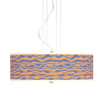 "Sunset Stripes 20"" Wide 3-Light Pendant Chandelier (17822-15R21)"