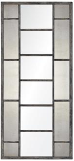 "Cooper Classics Senna Distressed Gray 32"" x 70"" Floor Mirror (1J536)"
