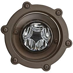 Radiax 2700K 10-Degree 14-Watt LED Rich Bronze Spot Light