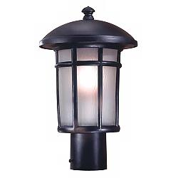 "Cranston 14 3/4"" High Outdoor Post Light"